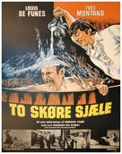 La folie des grandeurs - Danish Movie Poster (xs thumbnail)