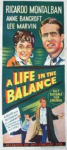 A Life in the Balance - Australian Movie Poster (xs thumbnail)