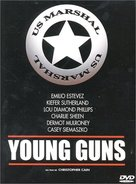 Young Guns - French DVD movie cover (xs thumbnail)