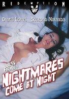Cauchemars naissent la nuit, Les - DVD cover (xs thumbnail)