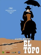 El topo - French Re-release movie poster (xs thumbnail)