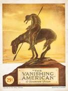 The Vanishing American - poster (xs thumbnail)