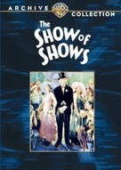 The Show of Shows - DVD cover (xs thumbnail)