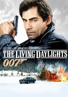 The Living Daylights - DVD movie cover (xs thumbnail)