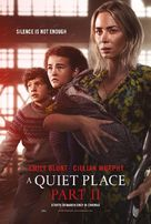 A Quiet Place: Part II - South African Movie Poster (xs thumbnail)