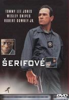 US Marshals - Czech Movie Cover (xs thumbnail)