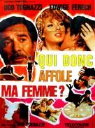 Cattivi pensieri - French Movie Poster (xs thumbnail)