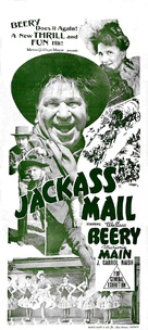 Jackass Mail - Australian Movie Poster (xs thumbnail)