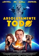 Absolutely Anything - Spanish Movie Poster (xs thumbnail)