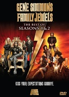 """Gene Simmons: Family Jewels"" - DVD movie cover (xs thumbnail)"