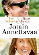 Something's Gotta Give - Finnish Movie Poster (xs thumbnail)