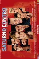 Saturno contro - Italian poster (xs thumbnail)