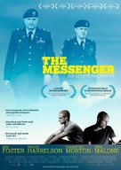 The Messenger - German Movie Poster (xs thumbnail)
