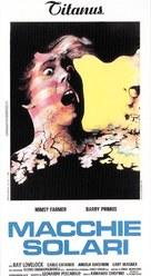 Macchie solari - Italian Movie Poster (xs thumbnail)