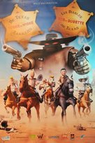 Suske en Wiske: De Texas rakkers - Dutch Movie Poster (xs thumbnail)