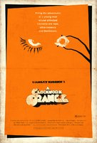 A Clockwork Orange - Homage poster (xs thumbnail)