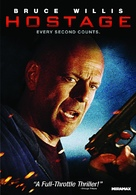Hostage - DVD movie cover (xs thumbnail)