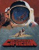 Capricorn One - German Blu-Ray cover (xs thumbnail)