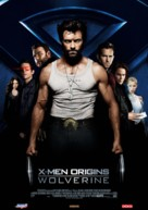 X-Men Origins: Wolverine - Czech Movie Poster (xs thumbnail)
