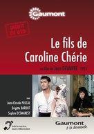 Fils de Caroline chérie, Le - French DVD cover (xs thumbnail)