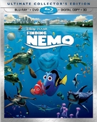 Finding Nemo - Blu-Ray movie cover (xs thumbnail)
