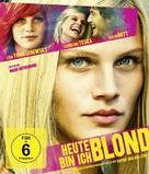Heute bin ich blond - German Blu-Ray movie cover (xs thumbnail)