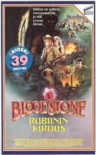 Bloodstone - Finnish VHS cover (xs thumbnail)