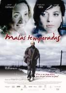 Malas temporadas - Spanish poster (xs thumbnail)