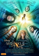 A Wrinkle in Time - Australian Movie Poster (xs thumbnail)