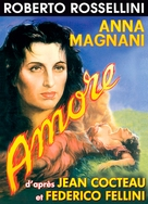 Amore, L' - French Movie Poster (xs thumbnail)