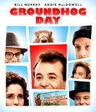 Groundhog Day - Blu-Ray movie cover (xs thumbnail)