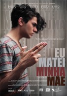 J'ai tué ma mère - Brazilian Movie Poster (xs thumbnail)