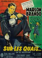 On the Waterfront - French Movie Poster (xs thumbnail)