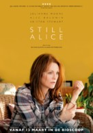 Still Alice - Dutch Movie Poster (xs thumbnail)