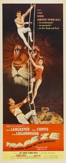 Trapeze - Movie Poster (xs thumbnail)