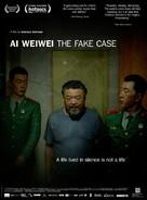 Ai Weiwei the Fake Case - British Movie Poster (xs thumbnail)