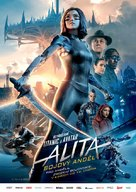 Alita: Battle Angel - Czech Movie Poster (xs thumbnail)