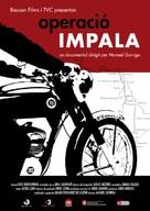 Operació Impala - Andorran Movie Poster (xs thumbnail)