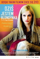 Heute bin ich blond - Polish Movie Poster (xs thumbnail)