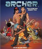 """""""Archer"""" - Blu-Ray movie cover (xs thumbnail)"""