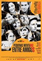 Les petits mouchoirs - Portuguese Movie Poster (xs thumbnail)