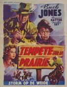White Eagle - Belgian Movie Poster (xs thumbnail)