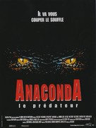 Anaconda - French Movie Poster (xs thumbnail)