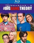"""The Big Bang Theory"" - Blu-Ray cover (xs thumbnail)"