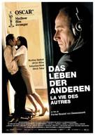 Das Leben der Anderen - French Movie Poster (xs thumbnail)