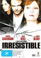 Irresistible - Australian DVD cover (xs thumbnail)