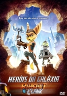 Ratchet and Clank - Brazilian Movie Cover (xs thumbnail)