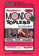 Mondo Topless - Video release poster (xs thumbnail)