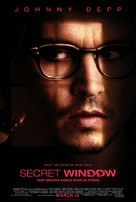 Secret Window - Movie Poster (xs thumbnail)