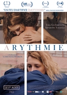 Arrhythmia - French Movie Poster (xs thumbnail)